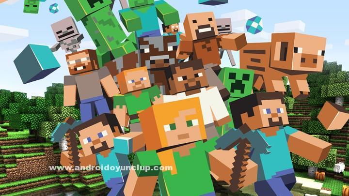 MinecraftPocketEditionv0131hileliapk