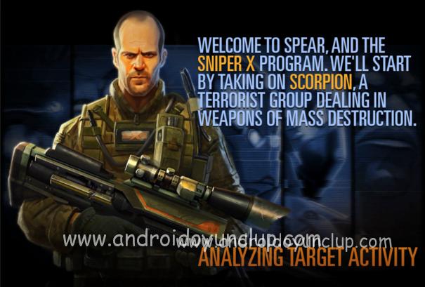 SniperXFeatJasonStathamv1.2.1apk