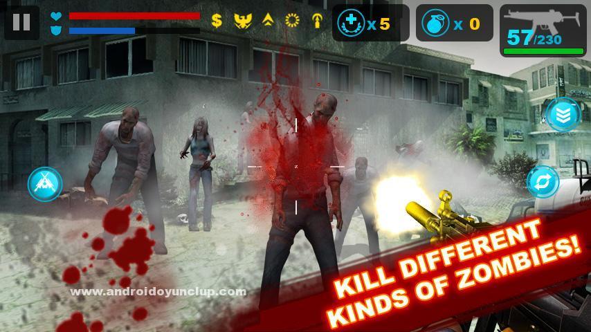 ZombieFrontier3hileliapk