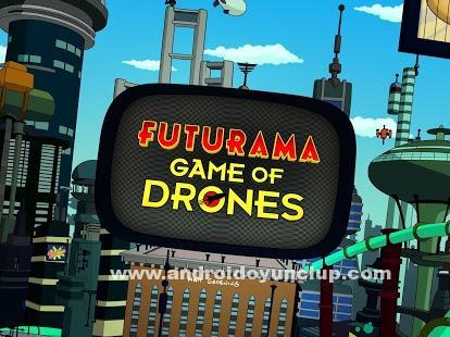 FuturamaGameofDronesapk