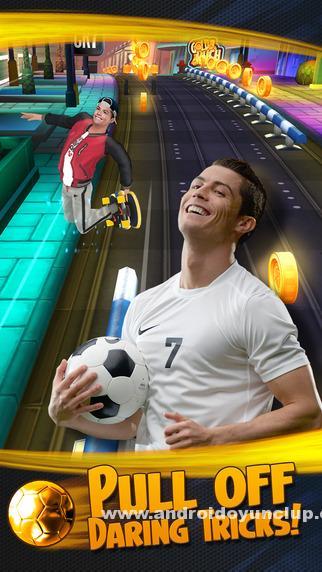 RonaldoSuperStarSkaterparahileliindir