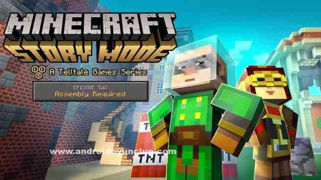 MinecraftStoryModeapk
