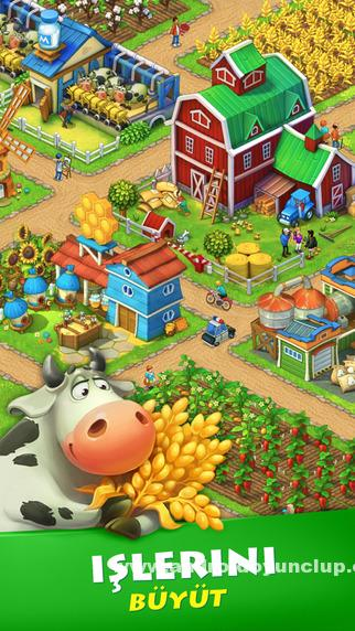 TownshipSehirveCiftlikfullapkindir
