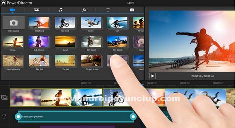 PowerDirectorVideoEditorapk