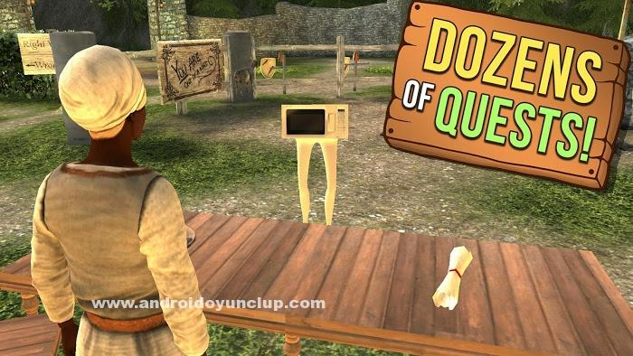 Goat Simulator MMO Simulator v1.3.1 Android FULL MOD APK Android Oyun Clup
