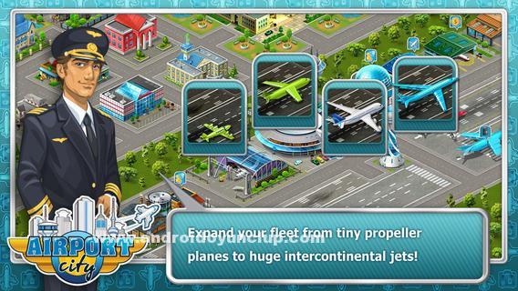 AirportCityparahileliapk