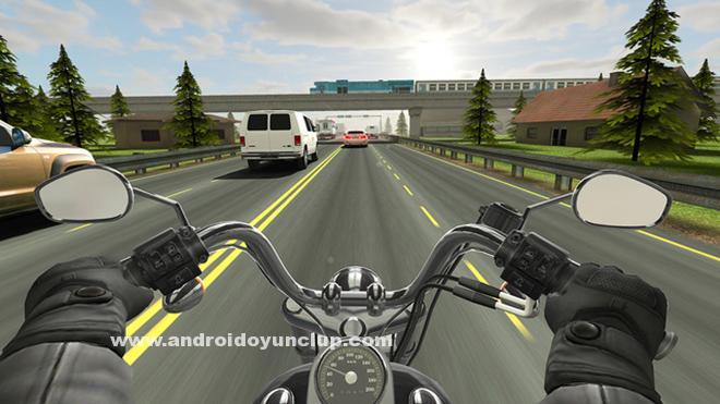 TrafficRiderparahileliapk