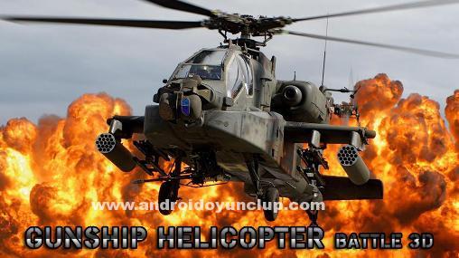 GunshipBattleHelicopter3Dapk