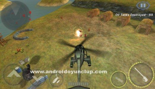 GunshipBattleHelicopter3Dparahileliapk