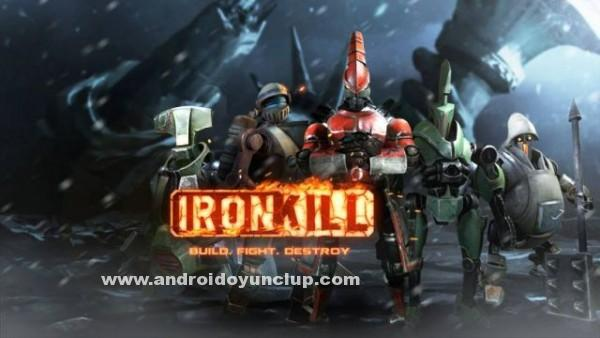 IronKillRealRobotBoxingapk
