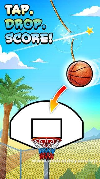 BasketFallhileliapk